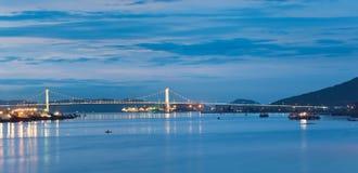 Thuan Phuoc Bridge Royalty Free Stock Photo