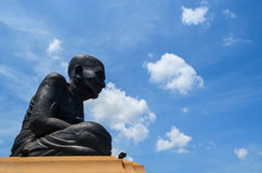 Thuat pu luang статуи самый большой в мире Стоковое Изображение
