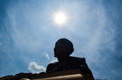 Thuat pu luang статуи самый большой в мире Стоковое Фото