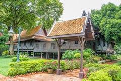 Thub Kwan Thai house Stock Photography