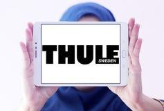 Thule grupy logo zdjęcia stock