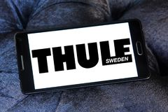Thule grupy logo obrazy royalty free