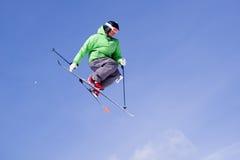 Thule Telemark Big Air Stock Images