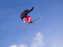Thule Telemark Big Air Stock Image