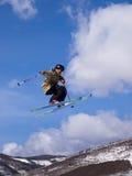 Thule Telemark Big Air Royalty Free Stock Photo
