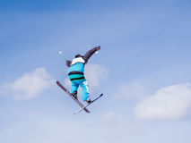 Thule Telemark Big Air Royalty Free Stock Images