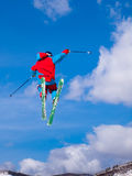 Thule Telemark Big Air Stock Images