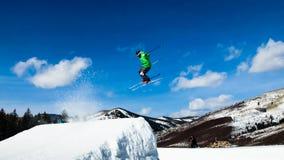 Thule Telemark Big Air Royalty Free Stock Images