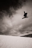 Thule Telemark Big Air Royalty Free Stock Photo