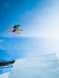 Thule Telemark Big Air Royalty Free Stock Image