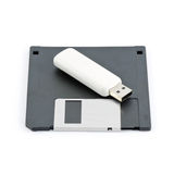 Thumb drive Royalty Free Stock Photography