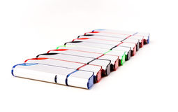 Thumb Drives all in a Row Royalty Free Stock Photo