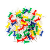 Thumb-tacks Stock Image