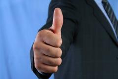 thumb up Стоковое Изображение RF
