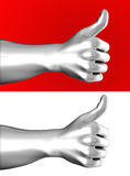 Thumb up! Stock Images