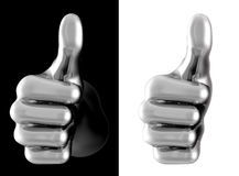 Thumb up! Royalty Free Stock Photo