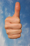 Thumb Up Royalty Free Stock Images