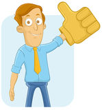 Thumb Up Royalty Free Stock Photos