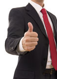 Thumb-Up Fotos de archivo libres de regalías