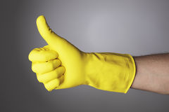 thumb up Стоковое фото RF