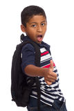 Thumb Up for Back to School Stock Photo
