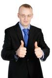 Thumb up! Stock Image
