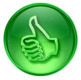 Thumb up icon Royalty Free Stock Photo