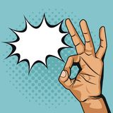Thumb up pop art. Icon vector illustration graphic design vector illustration