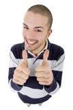Thumb up Royalty Free Stock Image
