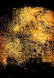 Thumbprint Stock Photography