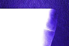 Thumbprint background Royalty Free Stock Photos