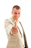 Thumbs-up Royalty Free Stock Photography