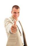 Thumbs-up Fotografía de archivo libre de regalías