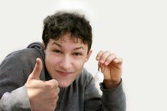 thumbs up Стоковое Фото