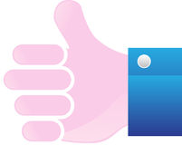 Free Thumbs Up Stock Photography - 18870102