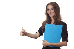 Thumbs up Stock Photos