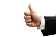 thumbs up Стоковые Фото