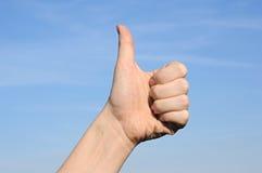 Thumbs up Stock Photos