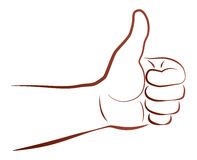 Free Thumbs Up Stock Photo - 39252850