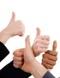 Thumbs Up! Stock Photos