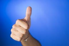 thumbs up Стоковые Изображения RF