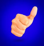 Thumbs Up Royalty Free Stock Photo