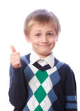 Thumbs-up Stock Photography