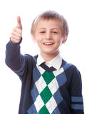 Thumbs-up Royalty Free Stock Photo