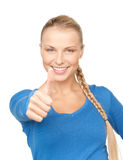 Thumbs up Royalty Free Stock Photos