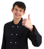 Thumbs up chef Royalty Free Stock Images