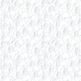Thumbs up. Drawn by hands seamless pattern. Flat style Stock Photography