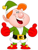 Thumbs up elf Stock Photos