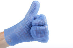 Thumbs up gesture Royalty Free Stock Image
