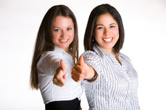 Thumbs Up! Stock Photography